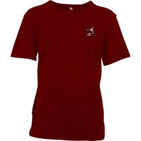 E9 M's Moveone Short Sleeve T-Shirt Wine